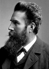 Wilhelm Conrad Röntgen レントゲン
